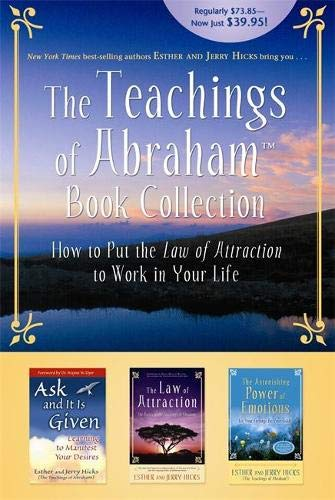 9781401919160: The Teachings of Abraham Book Collection: Hardcover Boxed Set