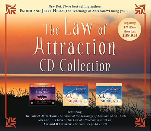 The Law of Attraction CD Collection (9781401919726) by Esther Hicks; Jerry Hicks
