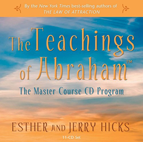 9781401921781: The Teachings of Abraham: The Master Course CD Program, 11-CD set