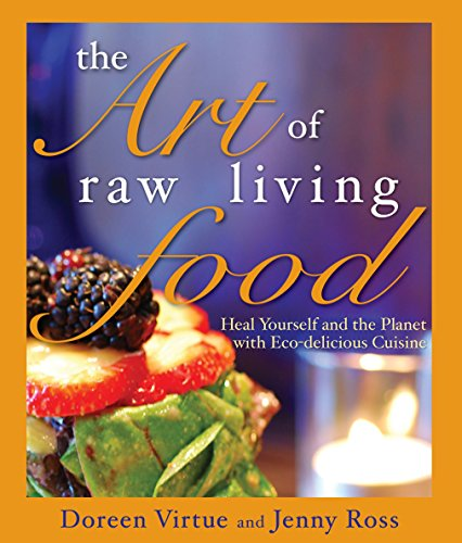 9781401921835: The Art Of Raw Living Food