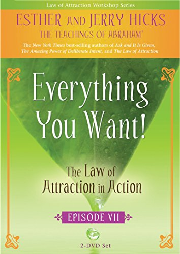 Everything You Want!: The Law of Attraction in Action, Episode VII (9781401923808) by [???]