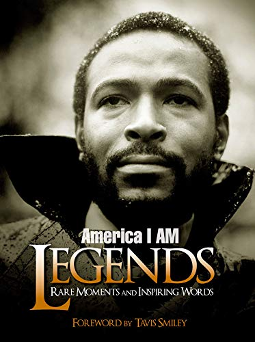 9781401924102: America I AM Legends: Rare Moments and Inspiring Words
