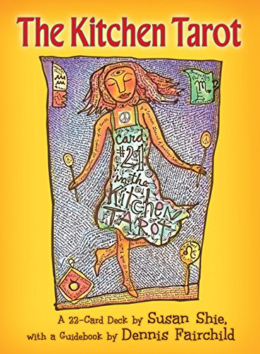 9781401924164: The Kitchen Tarot: a 22-Card Deck with a Guidebook