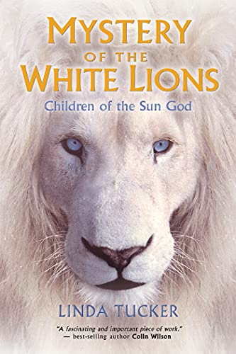 9781401927219: Mystery of the White Lions: Children of the Sun God