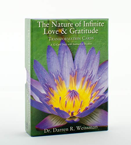 9781401931384: The Nature of Infinite Love & Gratitude Transformation Cards: A 52-Card Deck and Guidebook