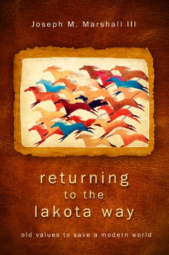 9781401931759: Returning to the Lakota Way: Old Values to Save a Modern World