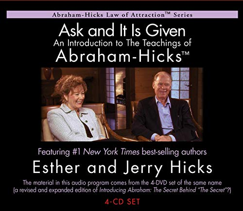 Ask And It Is Given: An Introduction to The Teachings of Abraham-Hicks (Abraham-hicks Law of Attraction) (9781401935580) by Esther Hicks; Jerry Hicks