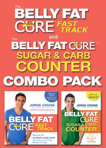 Prepak-Belly Fat Cure: Fast Track Combo Pack (140193708X) by Jorge Cruise