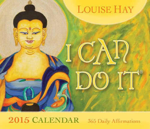 9781401938062: I Can Do It 2015 Calendar: 365 Daily Affirmations