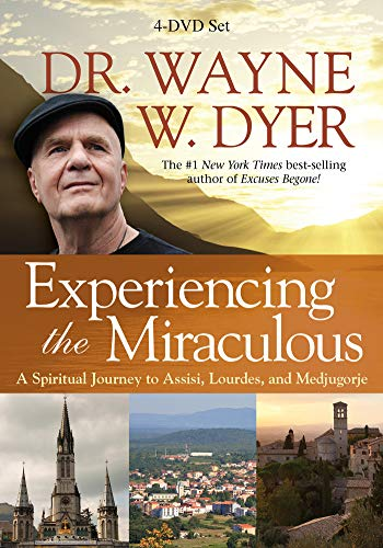 9781401939144: Experiencing the Miraculous: A Spiritual Journey to Assisi, Lourdes, and Medjugorje