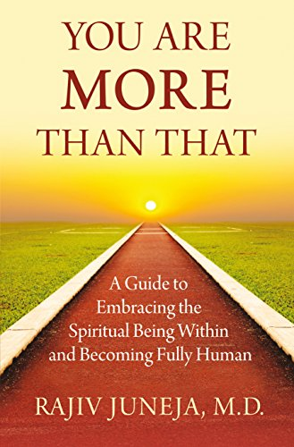 You Are More Than That: A Guidebook to Embracing the Spiritual Being Within and Becoming Fully ...