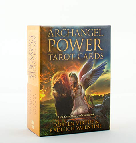 9781401942311: Archangel Power Tarot Cards: A 78-Card Deck and Guidebook