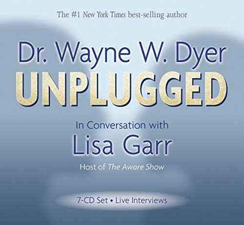 9781401942342: Wayne Dyer Unplugged: In Conversation with Lisa Garr