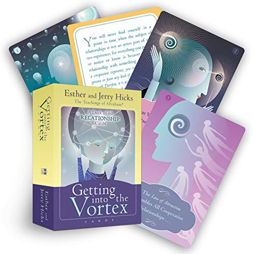 9781401943646: Getting into the Vortex Cards: A 60-Card Deck, plus Dear Friends card