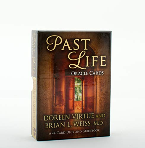 9781401943677: Past Life Oracle Cards: A 44-Card Deck and Guidebook