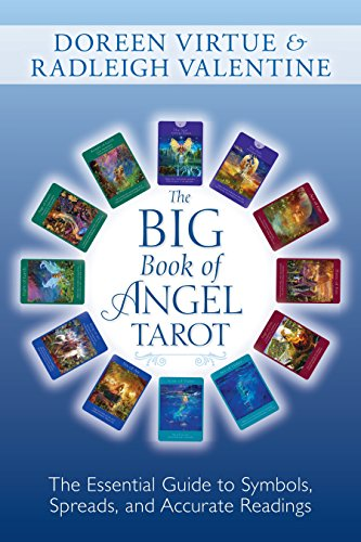 9781401943707: The Big Book of Angel Tarot: The Essential Guide to Symbols, Spreads, and Accurate Readings