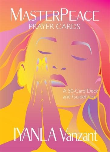 9781401944025: Masterpeace Prayer Cards: A 50-Card Deck and Guidebook
