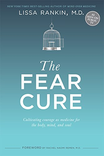 9781401944261: The Fear Cure: Cultivating Courage as Medicine for the Body, Mind, and Soul