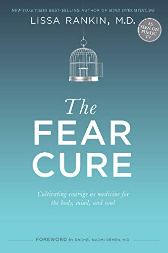 9781401944278: The Fear Cure: Cultivating Courage as Medicine for the Body, Mind, and Soul