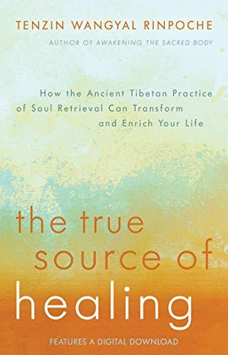 The True Source of Healing: Rinpoche, Tenzin Wangyal