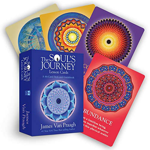 9781401944711: The Soul's Journey Lesson Cards: A 44-Card Deck and Guidebook