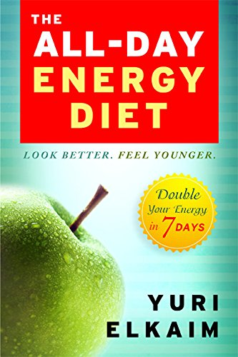 9781401945688: The All-Day Energy Diet: Double Your Energy in 7 Days