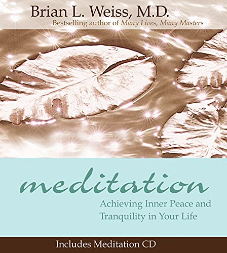 9781401946265: Meditation: Achieving Inner Peace and Tranquility In Your Life