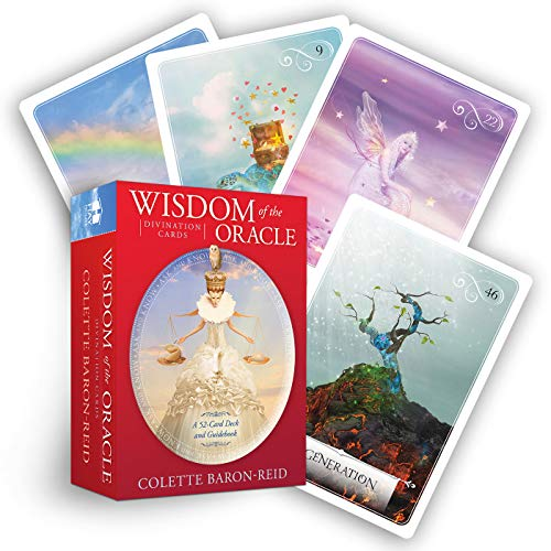 Wisdom of the Oracle Divination Cards: Ask and Know: Baron-Reid, Colette