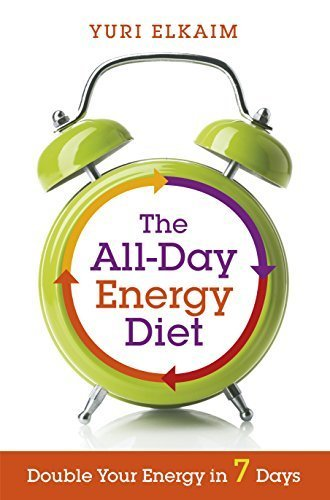 9781401946876: The All-Day Energy Diet: Double Your Energy in 7 Days