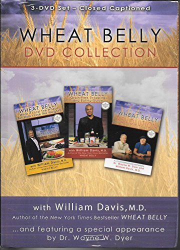 9781401947958: Wheat Belly DVD Collection