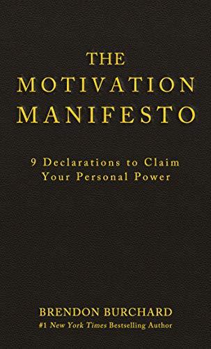 9781401948078: The Motivation Manifesto