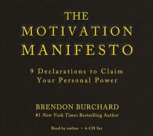 9781401948092: The Motivation Manifesto