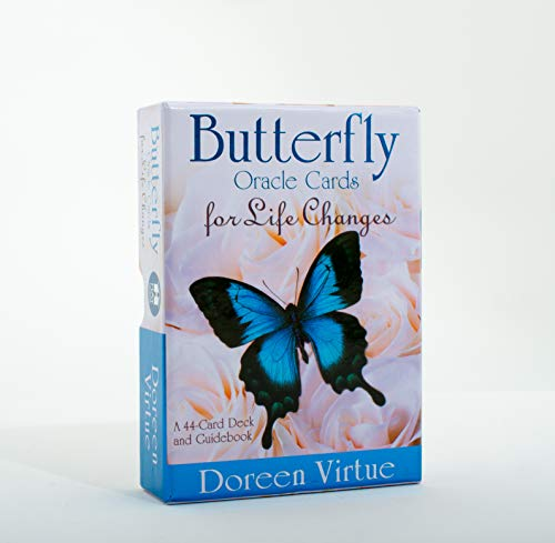 9781401950033: Butterfly Oracle Cards for Life Changes: A 44-Card Deck and Guidebook