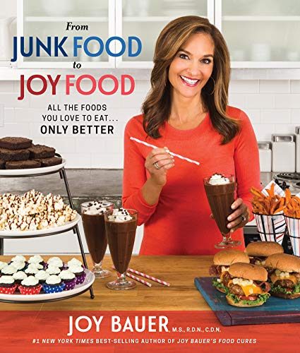 From Junk Food To Joy Food: All The Foods You Love To Eat.only Better