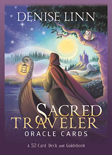 9781401951580: Sacred Traveler Oracle Cards: A 52-Card Deck and Guidebook