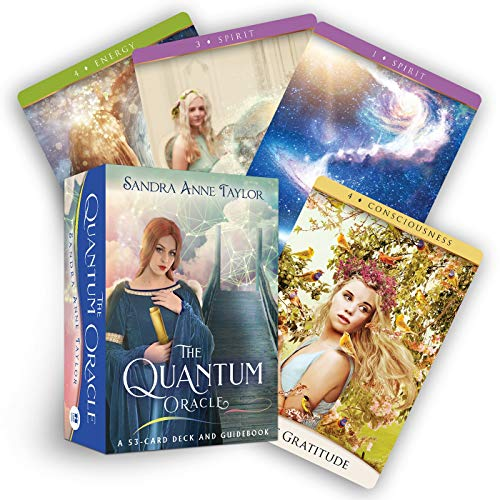 9781401954437: The Quantum Oracle: A 53-Card Deck and Guidebook