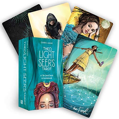 9781401958039: Light Seer's Tarot: A 78-Card Deck & Guidebook