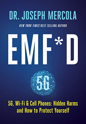 9781401958756: EMF*D: 5G, Wi-fi & Cell Phones: Hidden Harms and How to Protect Yourself