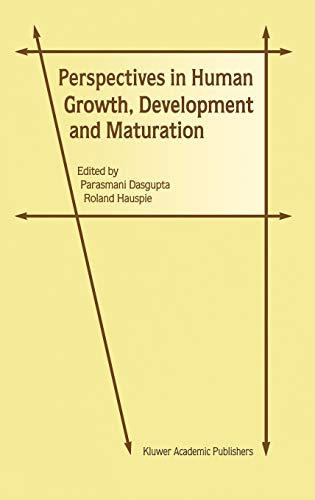 9781402000003: Perspectives in Human Growth, Development and Maturation