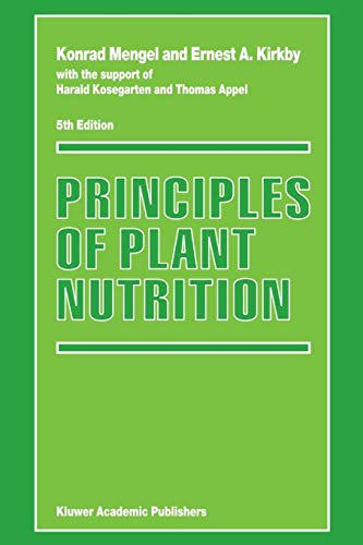 9781402000089: Principles of Plant Nutrition