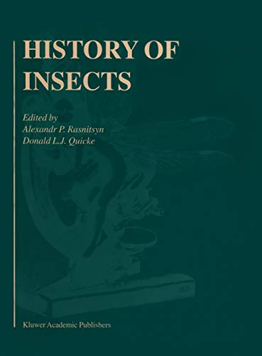 9781402000263: History of Insects