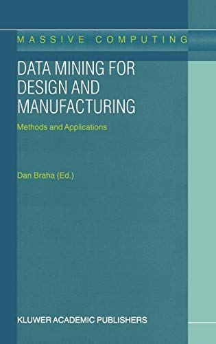 9781402000348: Data Mining for Design and Manufacturing: Methods and Applications (Massive Computing)