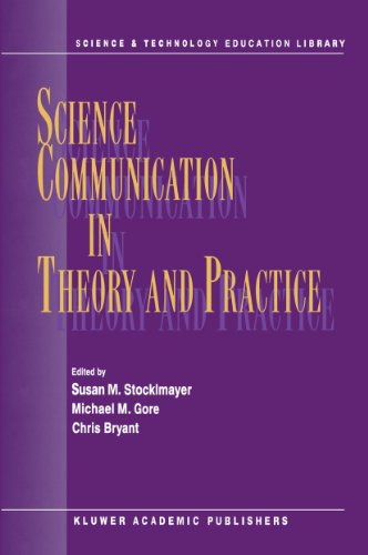 9781402001314: Science Communication in Theory and Practice (Contemporary Trends and Issues in Science Education)