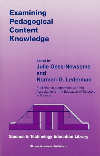9781402002755: Examining Pedagogical Content Knowledge: The Construct and its Implications for Science Education (Contemporary Trends and Issues in Science Education)