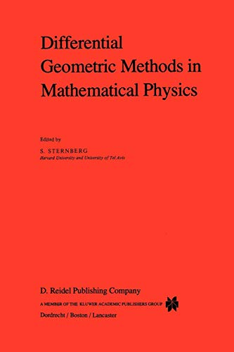 9781402003417: Differential Geometric Methods in Mathematical Physics (Mathematical Physics Studies)