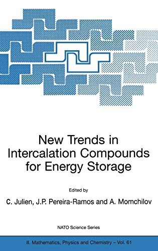 New Trends in Intercalation Compounds for Energy Storage: Christian Julien