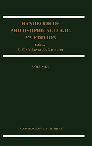 9781402005992: Handbook of Philosophical Logic: v. 7