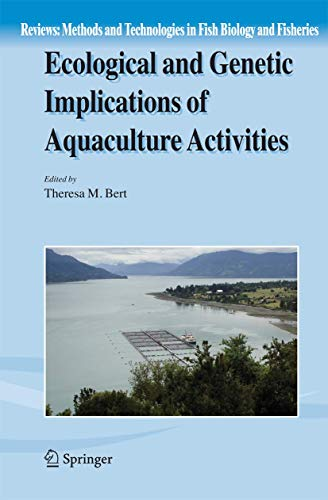 9781402008849: Ecological and Genetic Implications of Aquaculture Activities (Reviews: Methods and Technologies in Fish Biology and Fisheries)