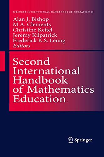 Second International Handbook of Mathematics Education (Hardback)