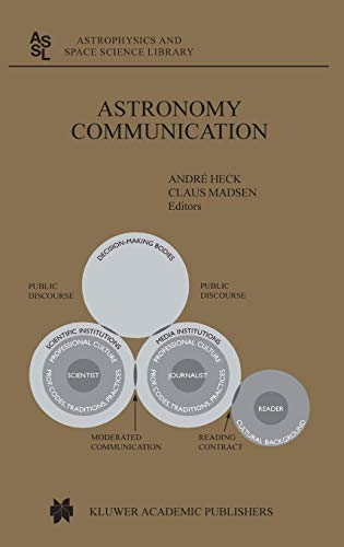 9781402013454: Astronomy Communication (Astrophysics and Space Science Library)